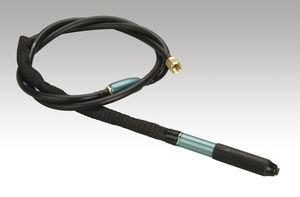 esmerilhadeira pneumática / de precisão / lápis / com variador de velocidade