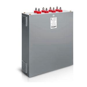 capacitor de ligação CC