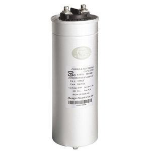 capacitor de filme de polipropileno metalizado