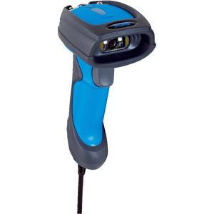 scanner de códigos de barras de mão