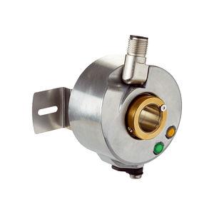 encoder rotativo incremental / de eixo maciço / de eixo oco / resistente às vibrações