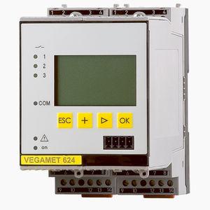 condicionador de sinal para trilho DIN