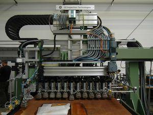 sistema de inspeção ultrassônico