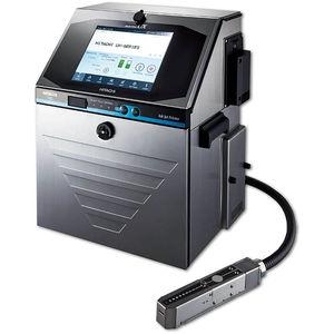 impressora industrial por jato de tinta contínuo