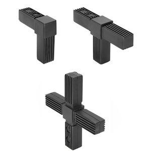 conector para tubos quadrados