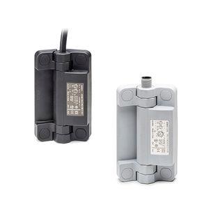 dobradiça com interruptor de segurança integrado