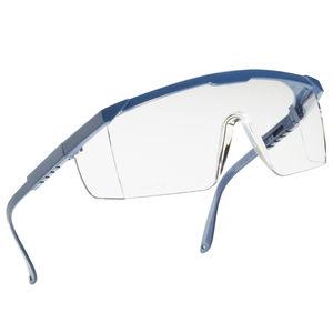 óculos de proteção com resistência balística / em policarbonato / em poliamida / com tratamento antirriscos