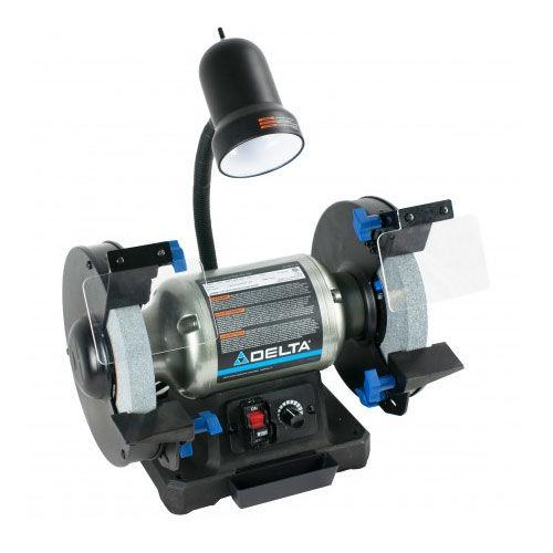 esmerilhadeira politriz de bancada / elétrica / com variador de velocidade