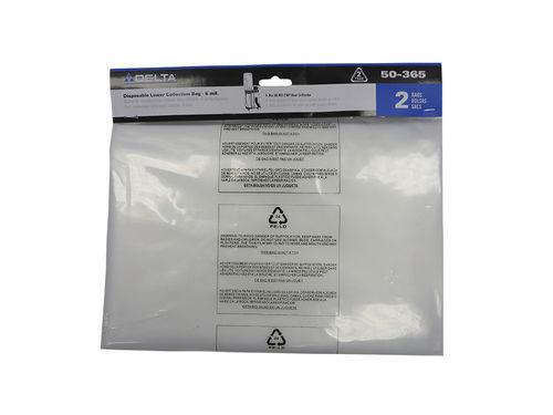 bolsa filtrante para coletor de pó