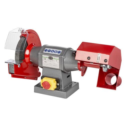 esmerilhadeira politriz de bancada / elétrica / de precisão