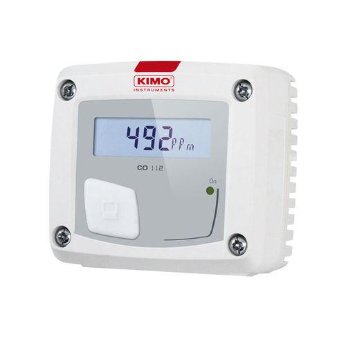 sensor de CO2 de infravermelho