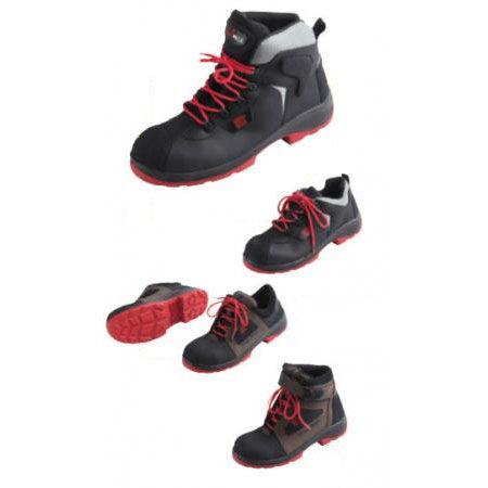 calçado de segurança antiderrapante