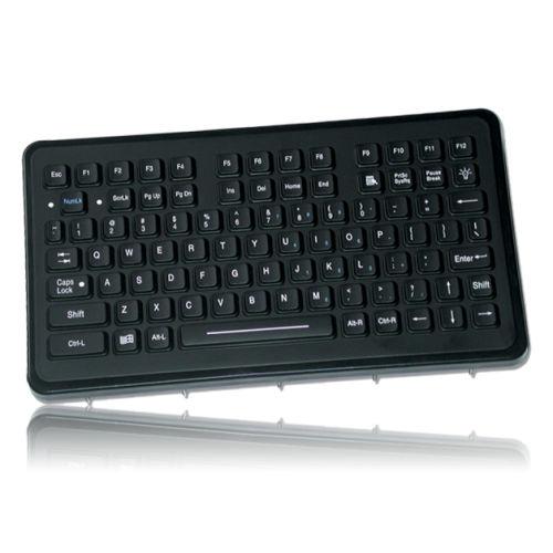 teclado embutido
