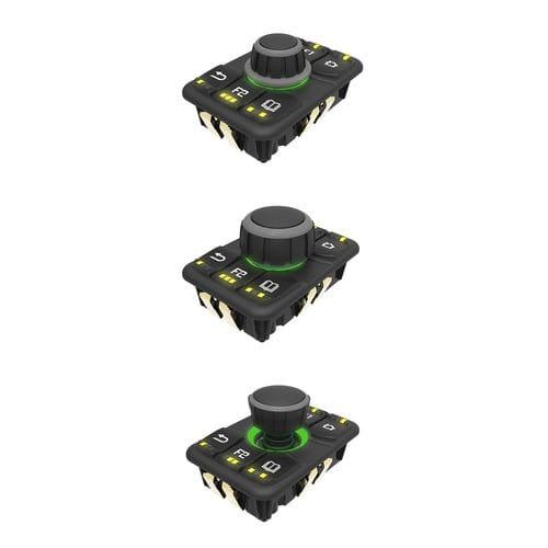 joystick com botões