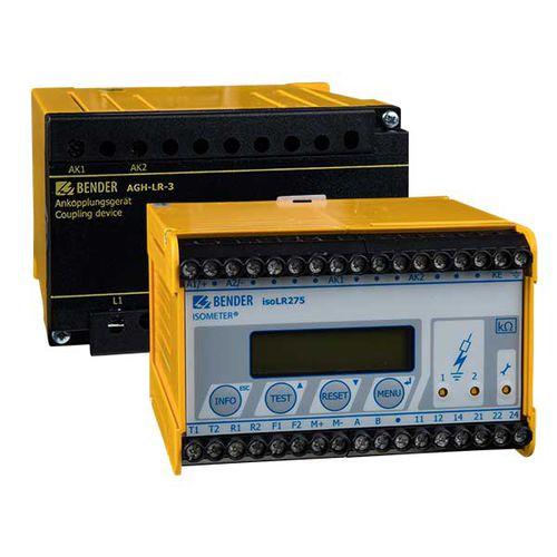 controlador de isolamento para aplicações fotovoltaicas