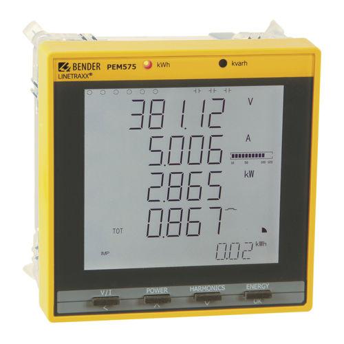 medidor de rede elétrica