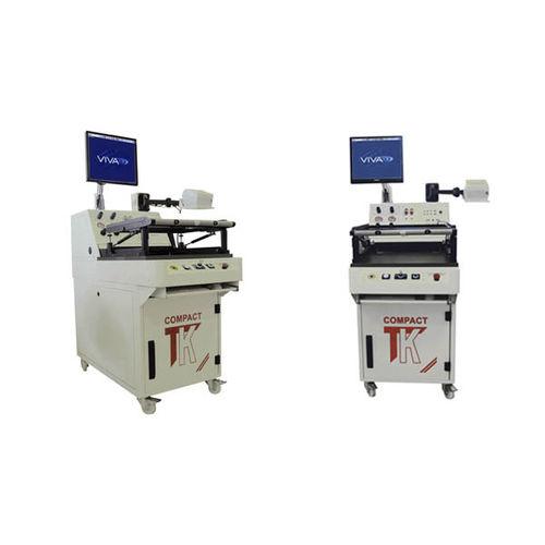 máquina de ensaio multiparâmetros