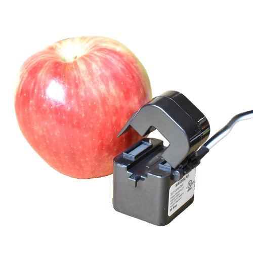 sensor de corrente com transformador