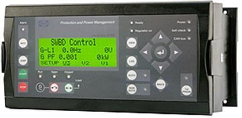 controlador para grupo gerador de energia DNV