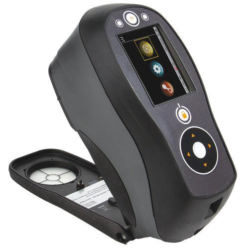 espectrofotômetro em cores