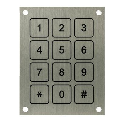 teclado numérico 12 teclas