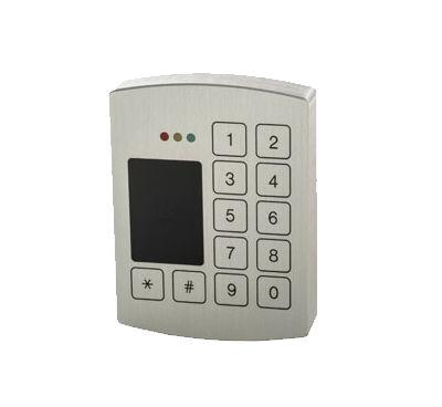 sistema de controle de acesso para teclado