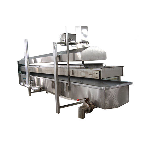 cozedor industrial para camarão