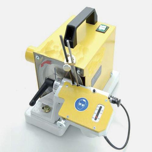 esmerilhadeira de bancada / elétrica / angular / automática