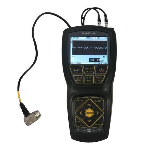 medidor de espessura para materiais não ferrosos