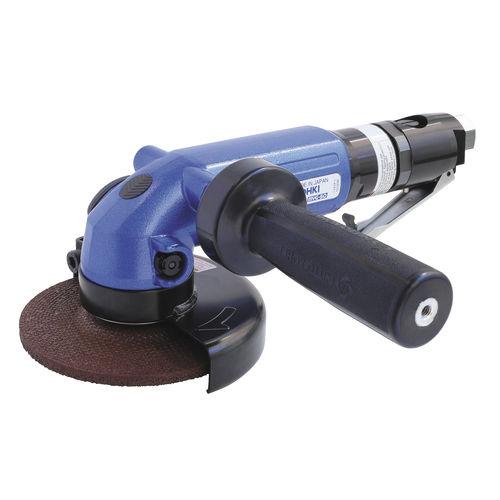 esmerilhadeira pneumática / compacta / angular / reta