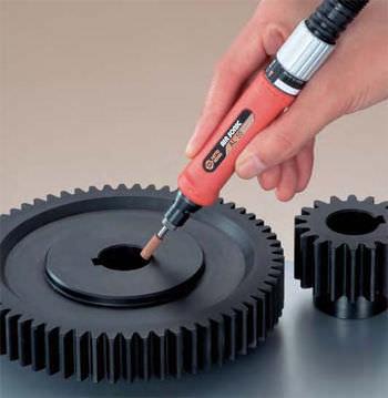 esmerilhadeira pneumática / de precisão / lápis