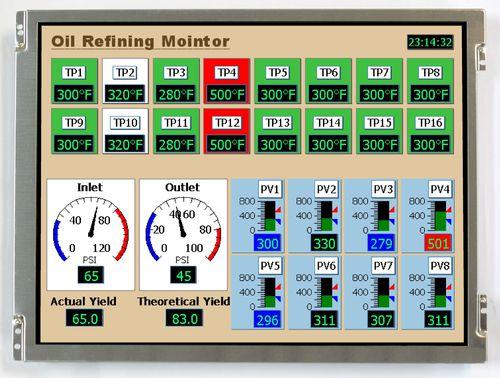monitor LCD/TFT