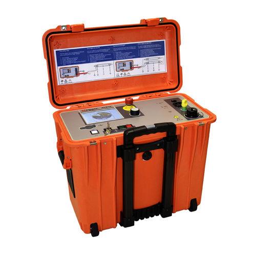 detector de falhas para cabos