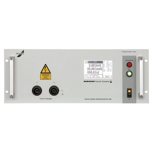 testador de rigidez dielétrica