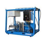 máquina de limpeza de água