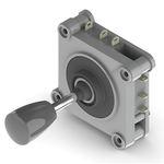 joystick compacto / para aplicações de vídeo monitoramento / para tecnologia de assistência / para controle remoto