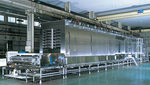 cozedor industrial de arroz / a vapor / automático