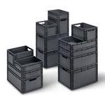 caixa em polipropileno