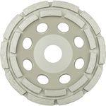 rebolo para tratamento de superfícies / plano / diamantado