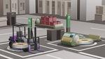 estação de recarga para veículo elétrico