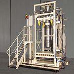envasadora IBC / para produtos a granel / totalmente automática / por peso