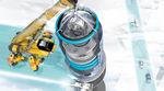 junta O-ring / em elastômero / sintética / de poliuretano
