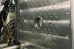 sistema de aperto magnético