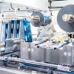 ensacadeira horizontal / flow-pack / para a indústria agroalimentar / para a indústria cosmética