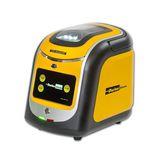 analisador de combustível / de enxofre / de contaminação residual / portátil