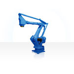 robô de paletização / articulado / de 6 eixos