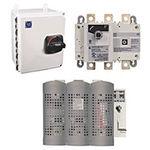 interruptor-seccionador rotativo / 3 polos / 4 polos / de fusível