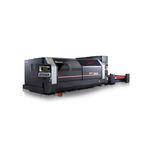 máquina de corte para metais / a laser de fibra / para chapas / CNC