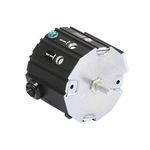 inversor de frequência monofásico / para motor de imãs permanentes / ajustável / controlador de velocidade