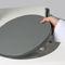 esmerilhadeira politriz de bancada / elétrica / industrial / ergonômica